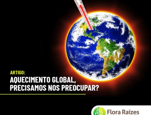 AQUECIMENTO GLOBAL, PRECISAMOS NOS PREOCUPAR?